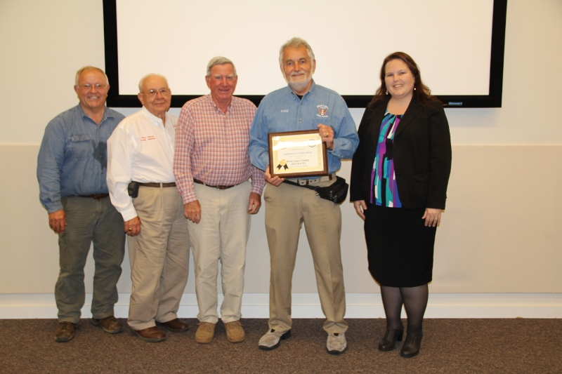 ARES/RACES group recognized