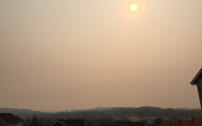 HEALTH ADVISORY: Wildfire Smoke