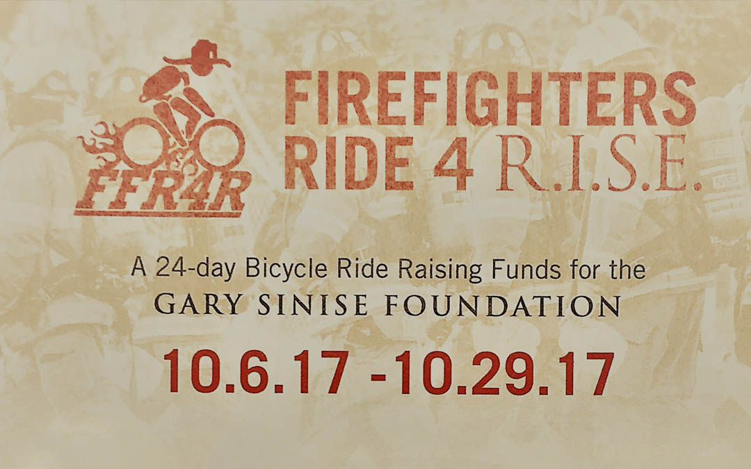 Firefighters Ride 4 R.I.S.E.